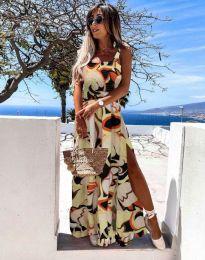 Šaty - kód 0583 - vícebarevné