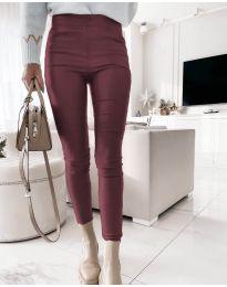 Kalhoty - kód 2788 - 5 - bordeaux