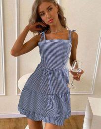 Šaty - kód 0316 - modrá