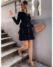 Šaty - kód 2951 - černá