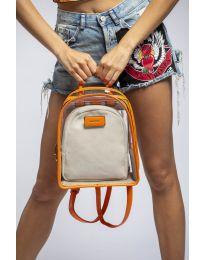 kabelka - kód LS570 - oranžová