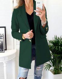 Kabát - kód 4679 - olivově zelená
