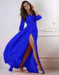 Šaty - kód 4118 - modrý