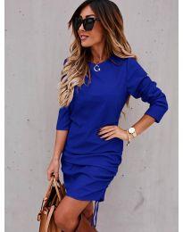 Šaty - kód 8293 - tmavě modrá
