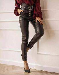 Kalhoty - kód 2782  - 1 - černá