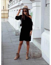 Šaty - kód 8171 - černá