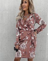 Šaty - kód 2937 - vícebarevné