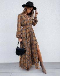Šaty - kód 5194 - vícebarevné
