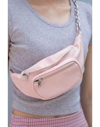 kabelka - kód 491 - světle růžová