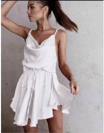 Šaty - kód 660 - bílá