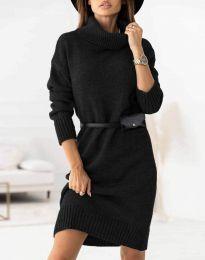 Šaty - kód 0393 - černá