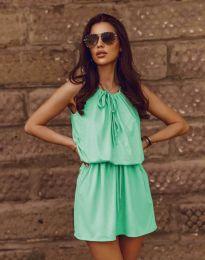 Šaty - kód 8399 - mentolová
