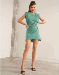 Šaty - kód 625 - mentolová