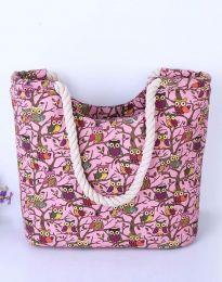 kabelka - kód B461 - růžová