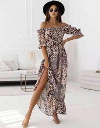 Šaty - kód 6319 - 6 - barevné