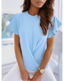 Tričko - kód 515 - modrý