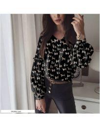 Košile - kód 844 - 1 - černá