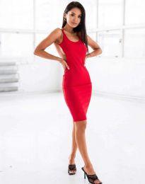 Šaty - kód 11926 - červená