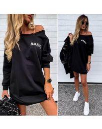 Šaty - kód 322 - černá