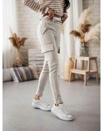Kalhoty - kód 5130 - bežová