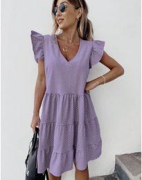 Šaty - kód 211 - fialová