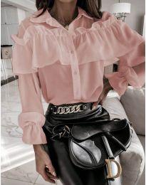Košile - kód 2433 - růžova