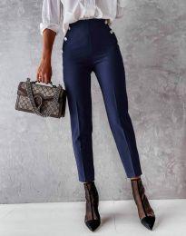 Kalhoty - kód 4895 - modrá