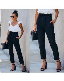 Kalhoty - kód 6077 - 8 - černá