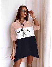 Šaty - kód 9090-5 - barevné