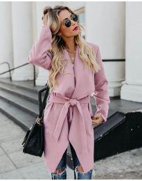 Kabát - kód 814 - růžová