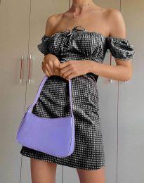 Šaty - kód 2594 - 2 - černá