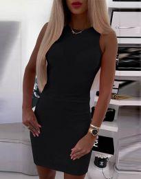 Šaty - kód 9560 - černá