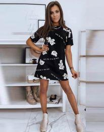 Šaty - kód 2906 - černá