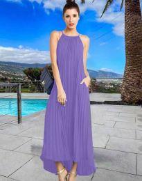 Šaty - kód 6999 fialová
