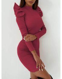 Šaty - kód 9303 - bordeaux