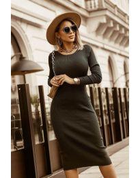 Šaty - kód 8485 - černá