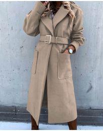 Kabát - kód 423 - cappuccino