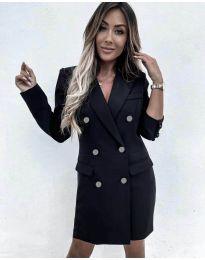 Šaty - kód 5889 - černá