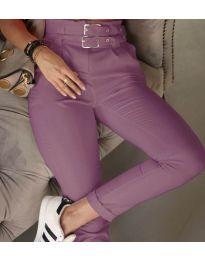 Kalhoty - kód 317 - fialová