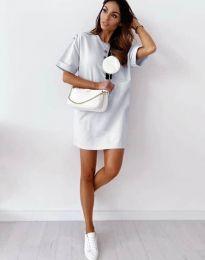 Šaty - kód 2231 - bíla