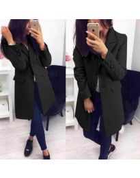 Kabát - kód 943 - černá