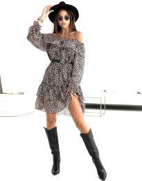 Šaty - kód 5179 - vícebarevné