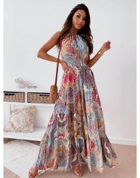 Šaty - kód 2675 - vícebarevné