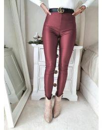 Kalhoty - kód 2789 - 5 - bordeaux