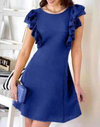 Šaty - kód 7111 - modrá