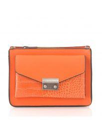 kabelka - kód D8506 - oranžová