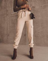 Kalhoty - kód 2985 - broskvová