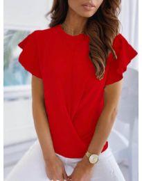 Tričko - kód 515 - červená