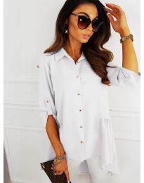 Košile - kód 5689 - bíla