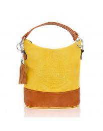 kabelka - kód H8002 - žlutá